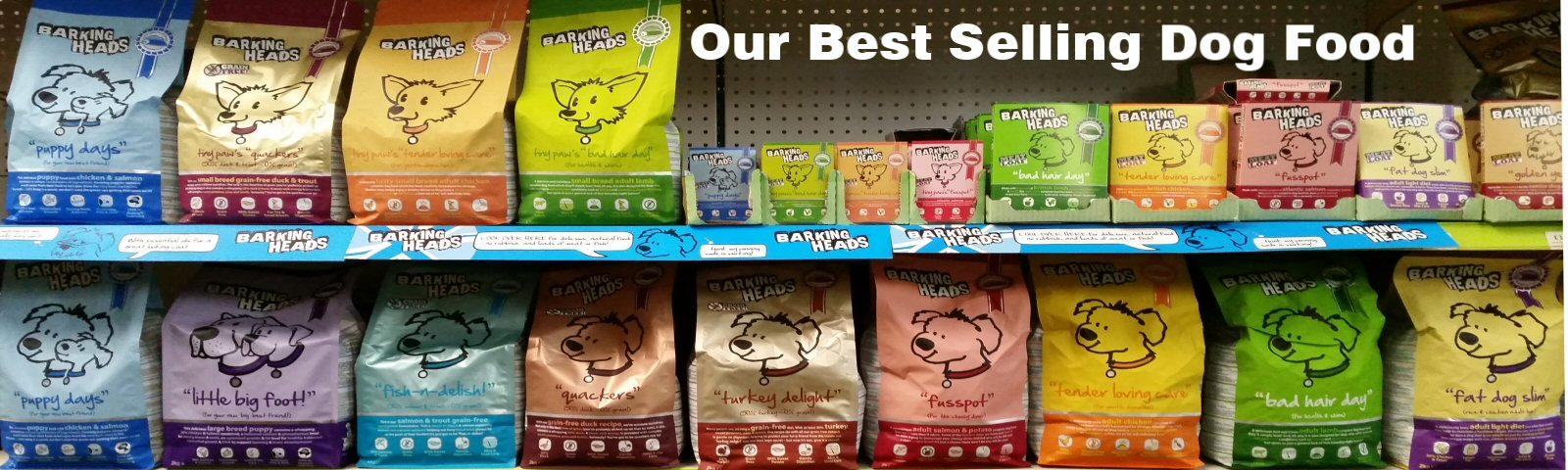 Pet Food For all Your Animals